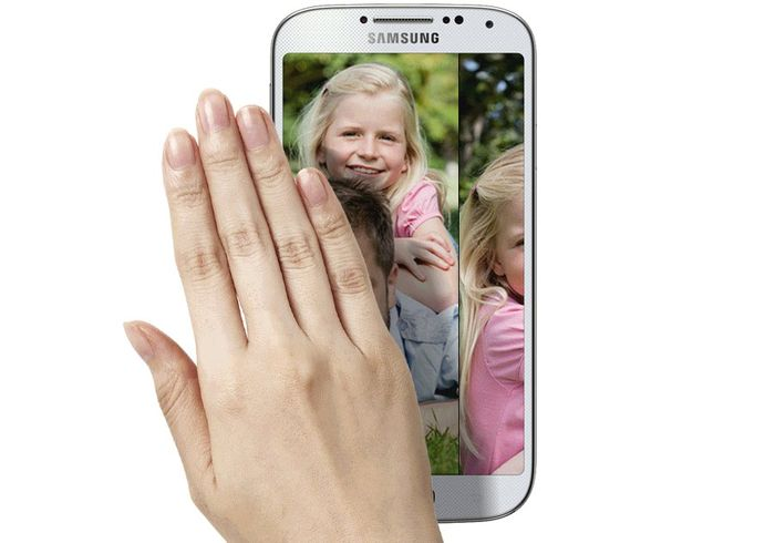 Samsung Galaxy S4 - Air Gesture