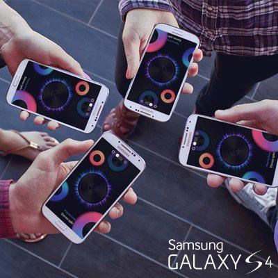 Samsung Galaxy S4 - Group Play