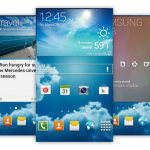 Samsung Galaxy S4 - Home Screen Mode